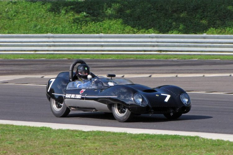 1959 Lotus XV - Dudley Cunningham