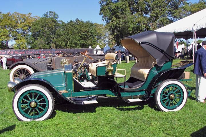 1914 Renault Type EF Victoria