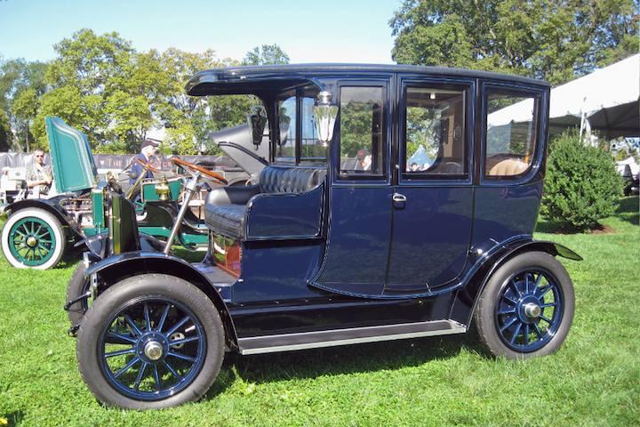 1911 Rauch & Lang Town Car