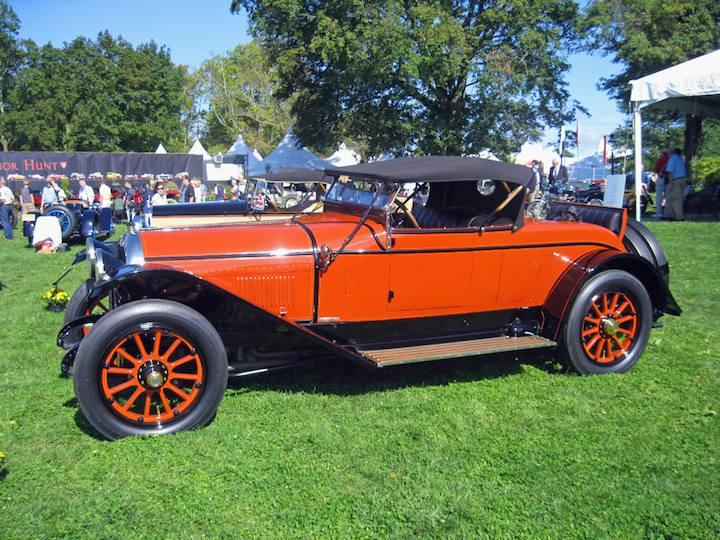 1915 Simplex Crane No. 5 Roadster