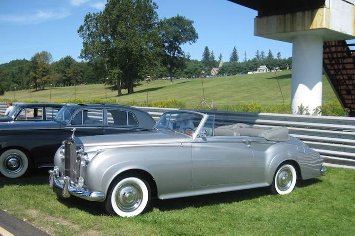 Rolls-Royce Silver Cloud Drop Head Coupe