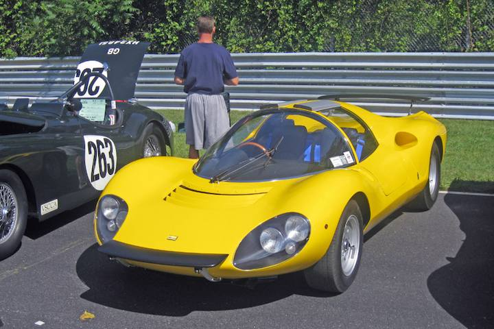 Dino 206 Competizione - Jim Glickenhaus