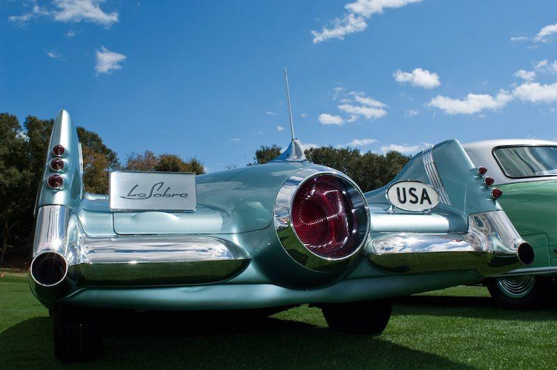 1951 LeSabre Concept Car - General Motors