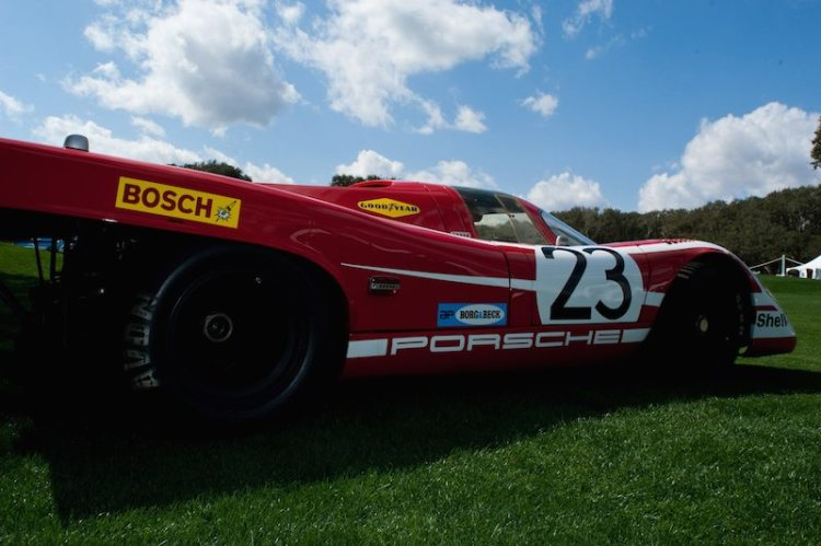 1970 Porsche 917K - Dr. Julio Palmaz