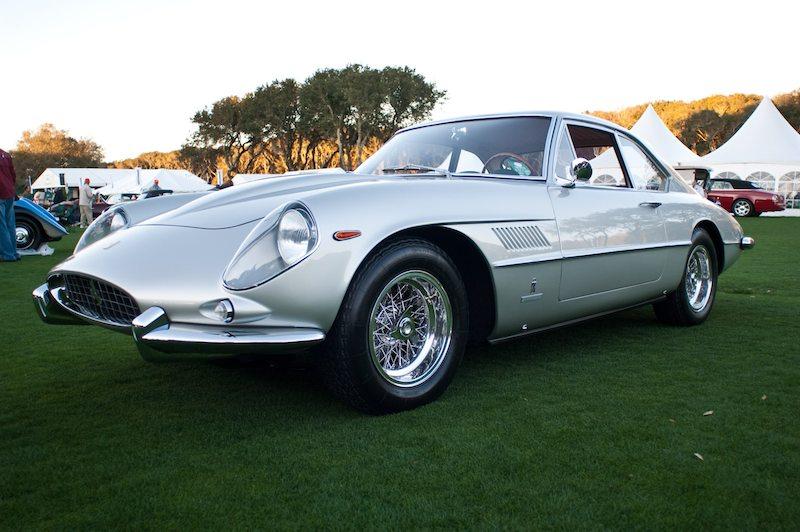 1963 Ferrari Superamerica Aerodynamico Coupe - Paul E. Andrews Jr. Collection