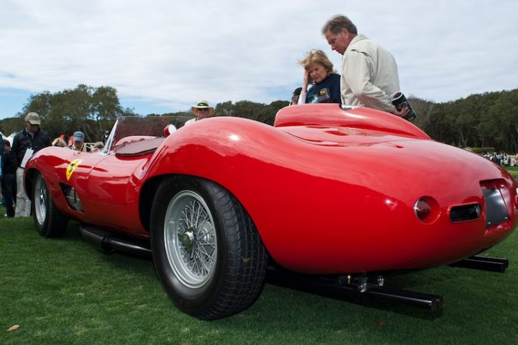 1957 Ferrari 335 Sport - Scuderia NE