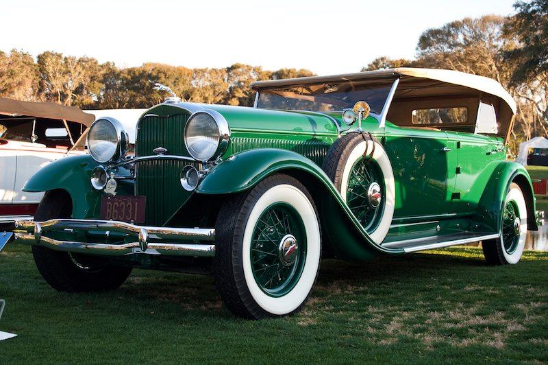 1931 Lincoln Model K: Steven and Susan Babinsky