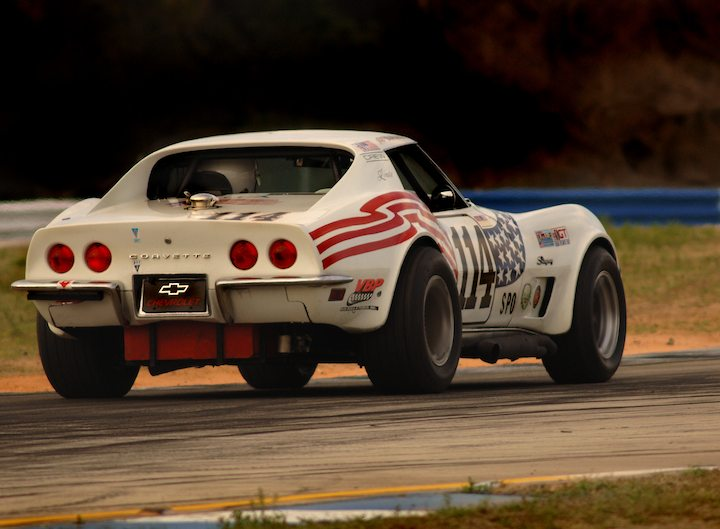 1973 Chevrolet Corvette, Ron Bauer