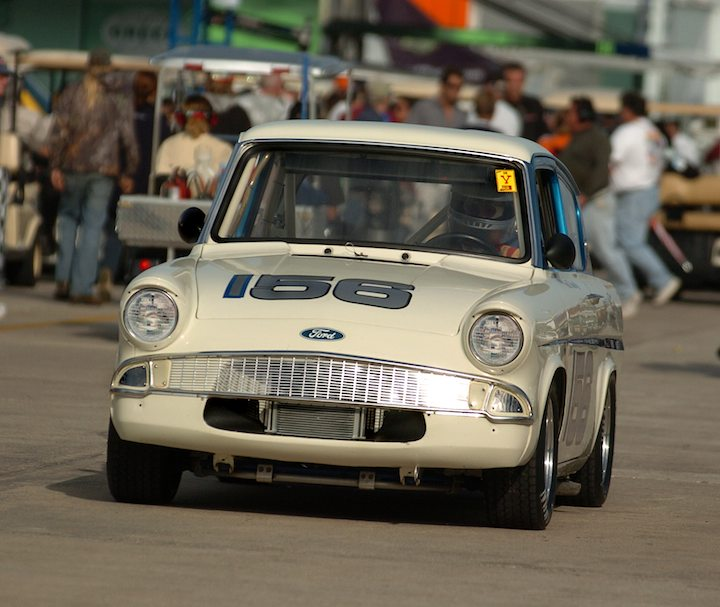 1967 Ford Super Anglia, Ross Bremer