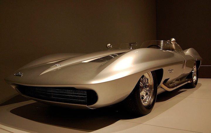 1959 Chevrolet Corvette 'Bill Mitchell' Stingray Prototype