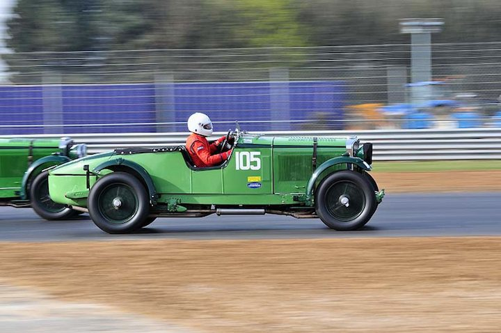 1931 Talbot 105 Team Car of Nicholas Pellett