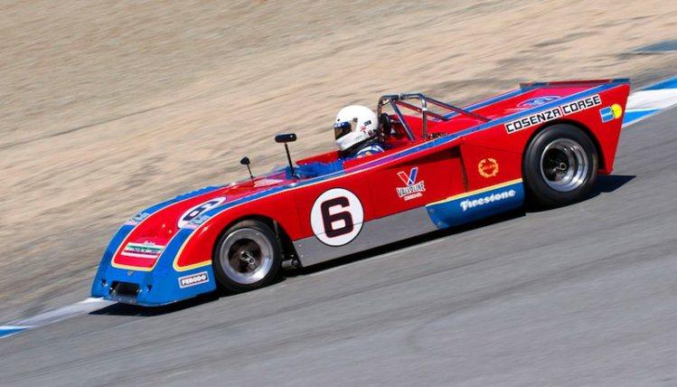 Dwight Matheson's 1973 Chevron B23.