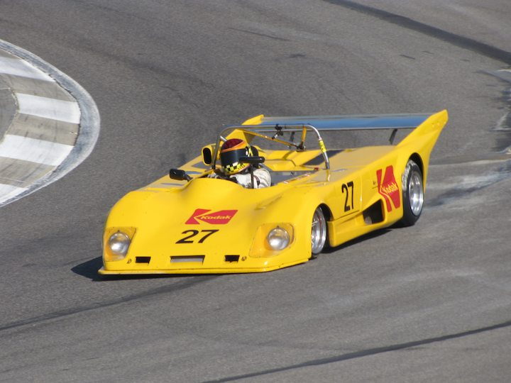 Lola T290 - Keith Frieser