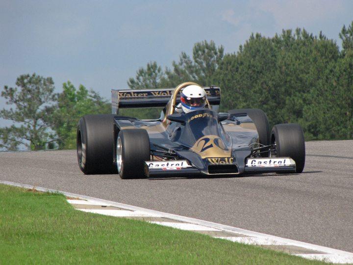 Wolf F1 WR2/4 - John Anderson