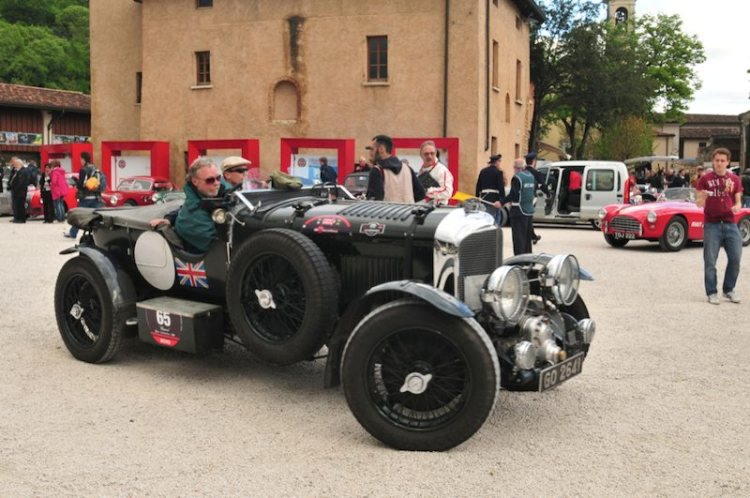 1930 Bentley 4.5 Litre Supercharged