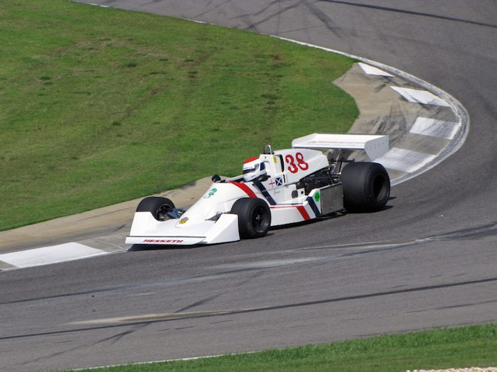 Hesketh 308C - Bobby Rahal