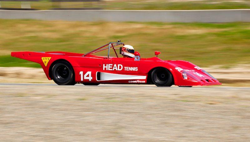 Peter Read's 1972 Lola T294.
