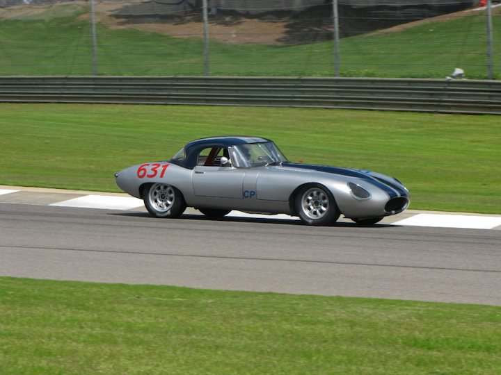 1963 Jaguar E-Type - Thomas Murphy