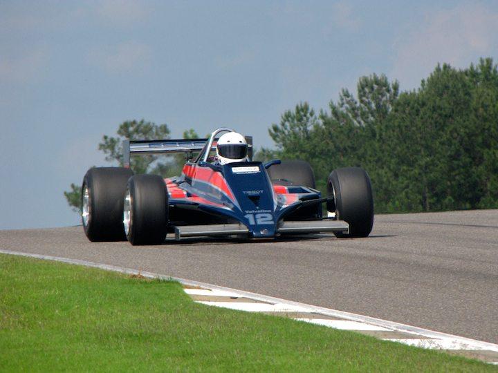 Lotus 81 - Jeff Lewis