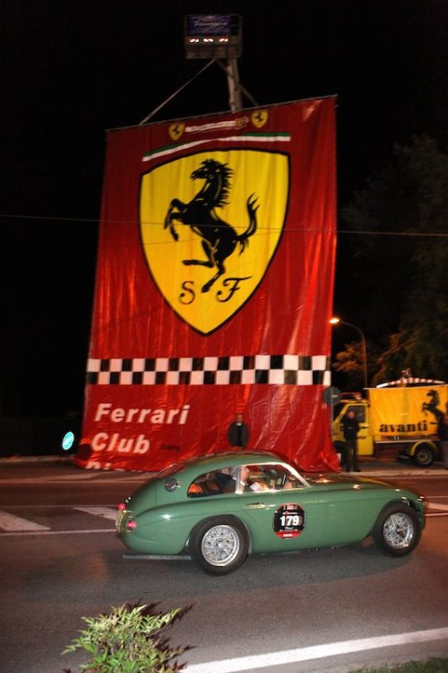 1951 Ferrari 212 Export Berlinetta Le Mans