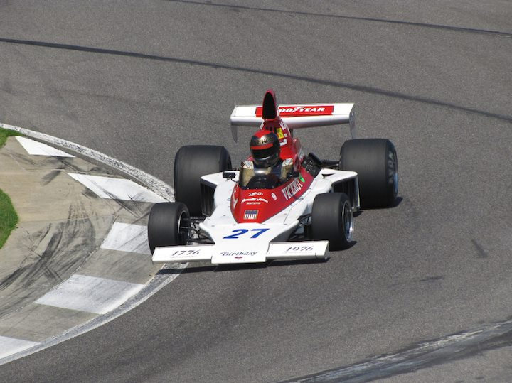Vels Parnelli F1 - David Olson