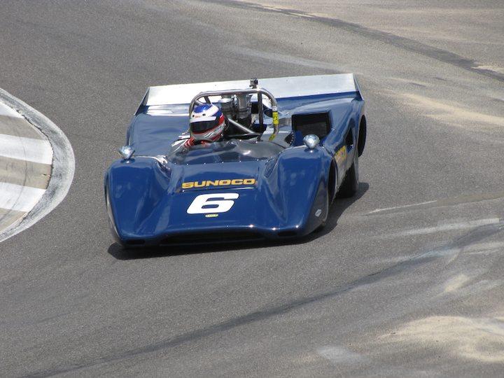 Lola T163 - Nick Longhi