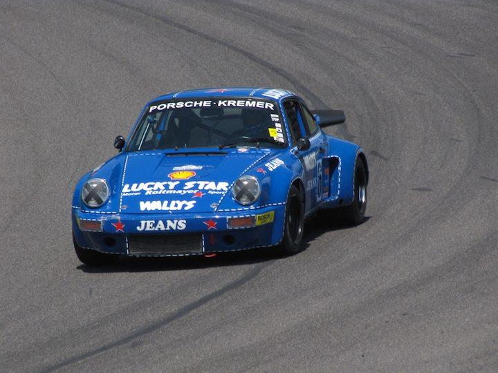 1974 Porsche 911 RSR - Robert Newman