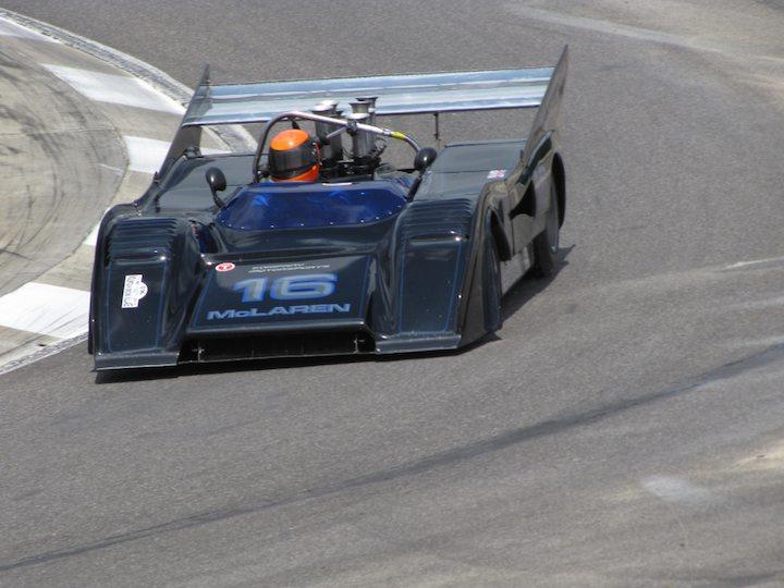 McLaren M8F - John Burke