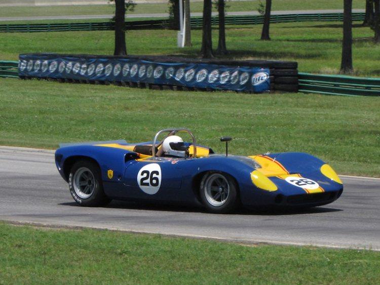 1965 Lola T70 MkII - Paul Wilson