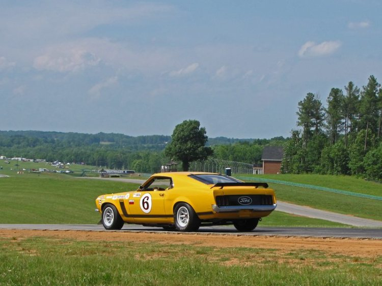 Ford Mustang Trans-Am