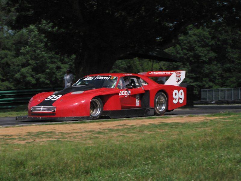 Dodge Challenger IMSA - Glenn Bunch