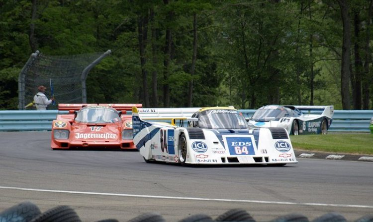 Chevrolet Intrepid - Theo Bean and 1985 Porsche 962 - Bill Hawe