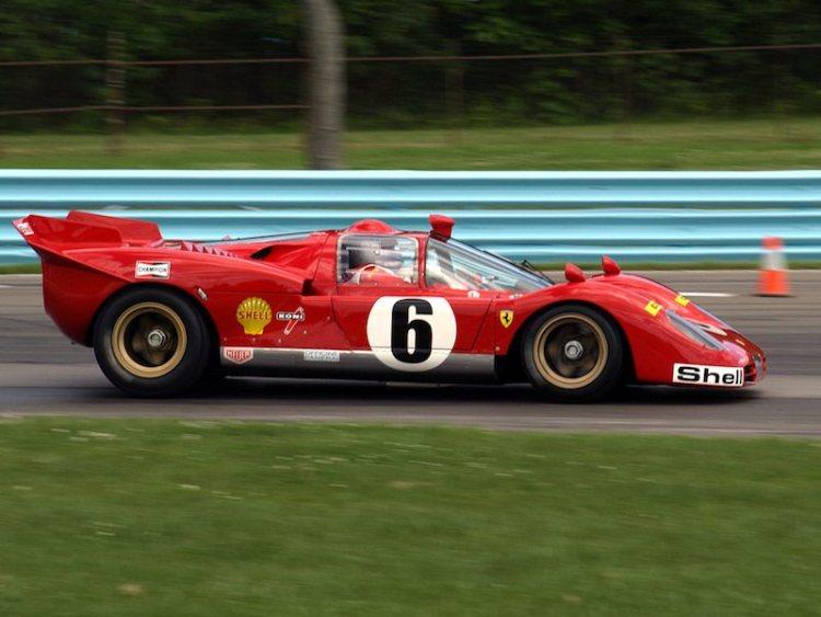 Ferrari 512S - John Giordano