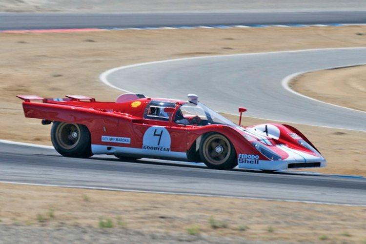 Bob Earl's 1971 Ferrari 512M