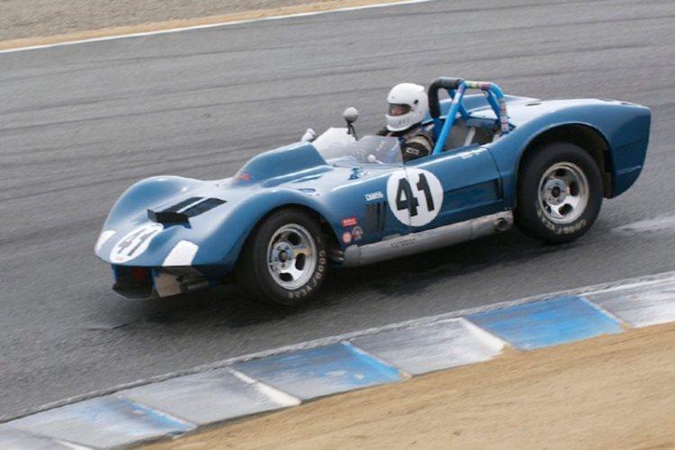 Fast, well-driven Dailu Mk2 of Greg Meyer.