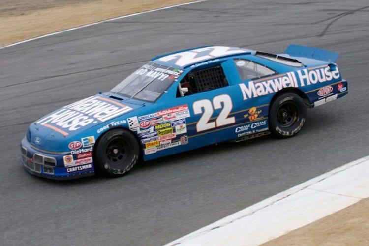 Ralph Borelli's fast, loud and big 1994 Ford Thunderbird.