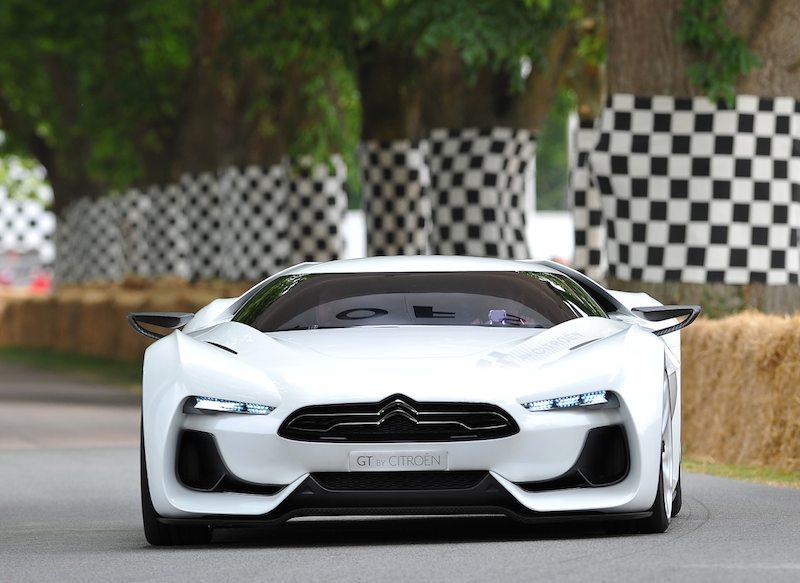 Citroen GT Supercar