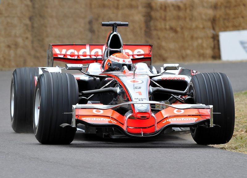 McLaren-Mercedes MP4/23