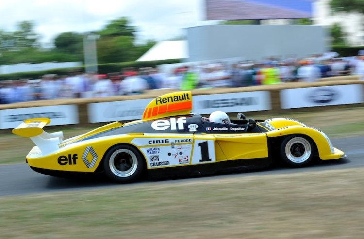 Alpine-Renault A443