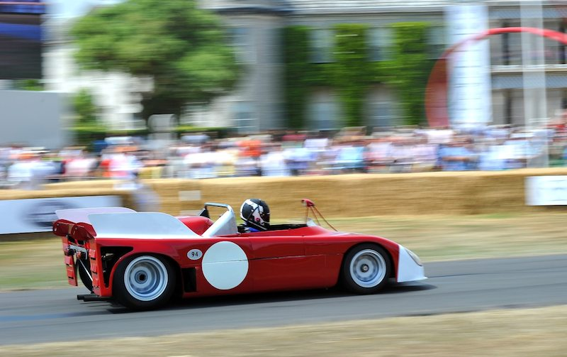 Alfa Romeo Tipo 33 'Periscopica'