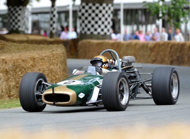 Brabham-Repco BT24