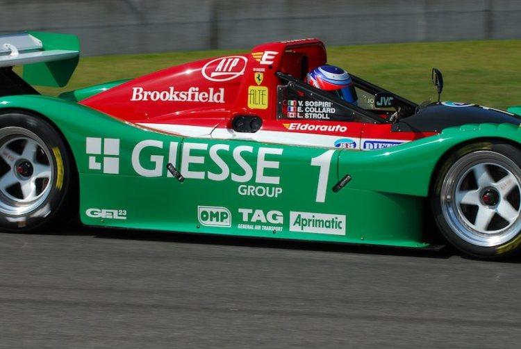 #1- Lawernce Stroll Ferrari 333SP.