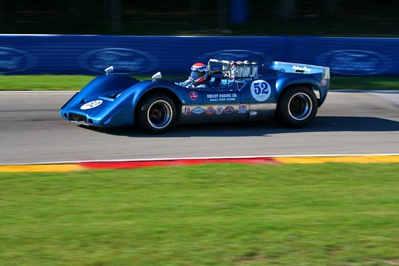 McLaren M6B - Joseph DiLoreto
