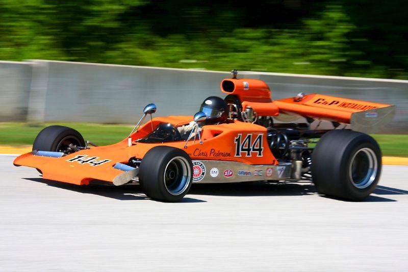 1972 Lola T300 - Chris Pedersen
