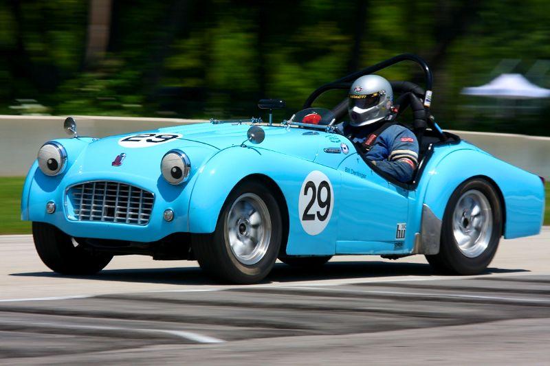 Triumph TR3 - Bill Dentinger