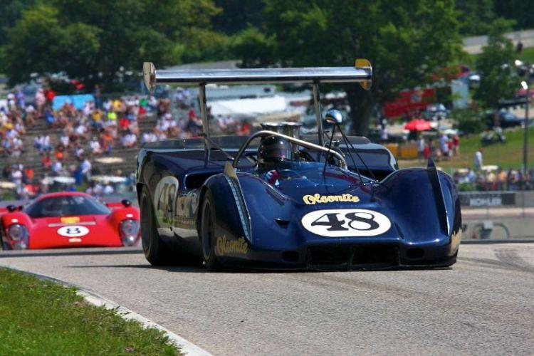 McLaren M6B McLeagle - Andy Boone