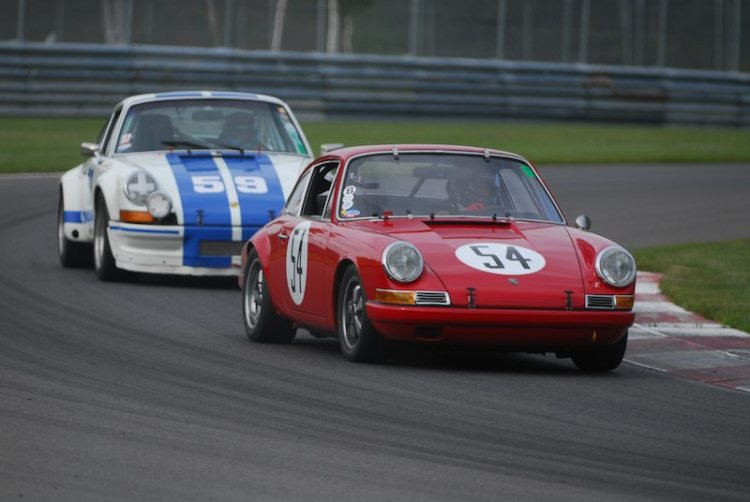 #54- Lawrence Macks Porsche 911S.