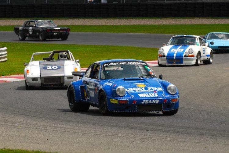 Robert Newman Jr. - Porsche 911 RSR
