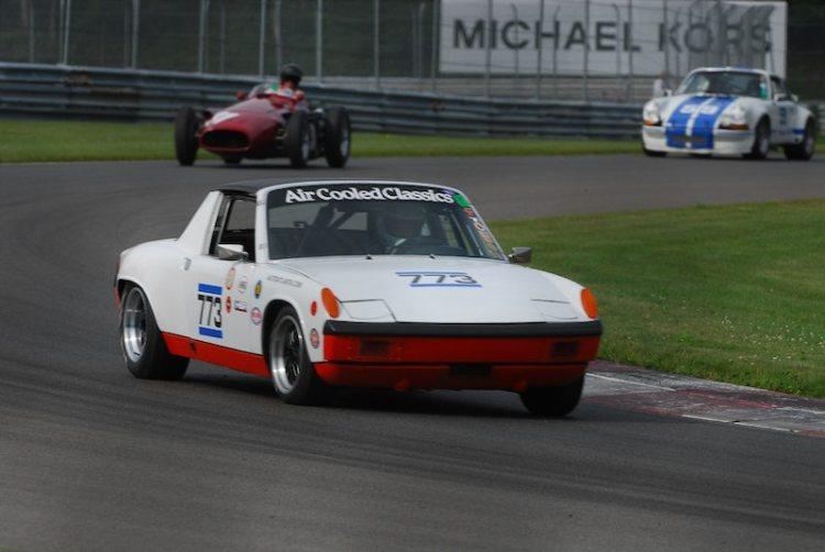 #733- Mike Dube Porsche 914/6.