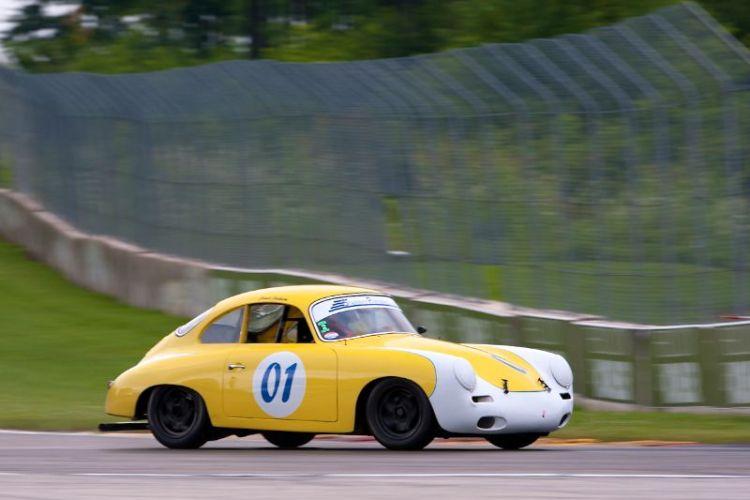 #01 James Jackson - 1964 Porsche 356SC